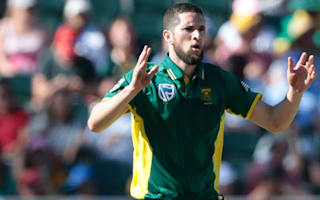 South Africa suffer Parnell blow