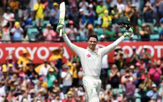 Pakistan fight back after Handscomb ton puts Australia in control