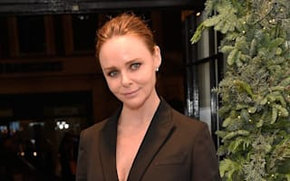 Stella McCartney hits car and leaves without giving details