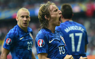 Croatia to make late call on Modric fitness