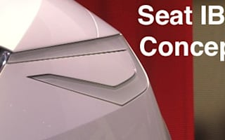 Video at Geneva: SEAT look to the future with the IBx concept