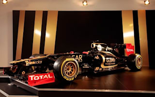 Lotus reveals 2012 car with stepped nose