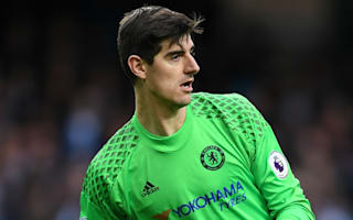 Conte backs Courtois to become Chelsea's Buffon