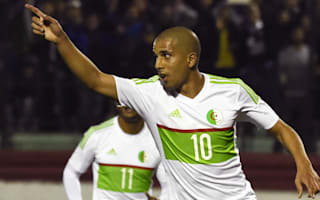 Africa Cup of Nations Qualifying Review: Salah saves Egypt, Algeria hit seven