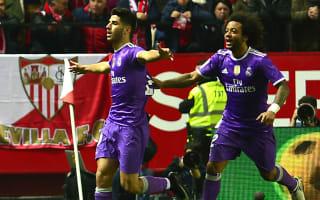 Marcelo never feared Sevilla shock as record-breaking Madrid progress