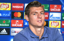 Kroos plays down Ronaldo rage rumours
