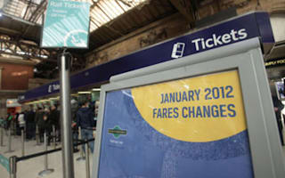 Train fares rise 'a huge mistake'