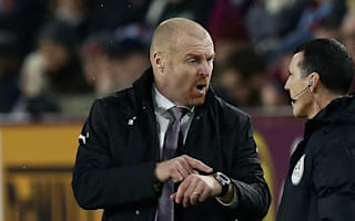 Dyche blasts ref for giving Bournemouth lifeline