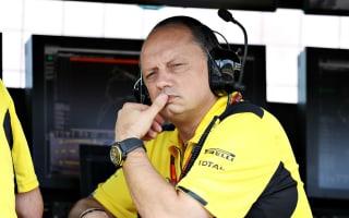 Renault split with team principal Vasseur