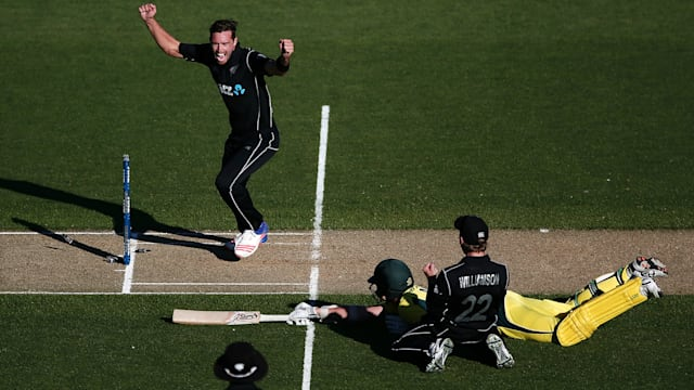 Australia lose first ODI against New Zealand despite Marcus Stoinis' brilliant performance