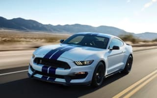 Ford announces fiery new Mustang GT350