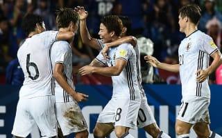 Thailand 0 Japan 2: Dominant visitors seal deserved triumph
