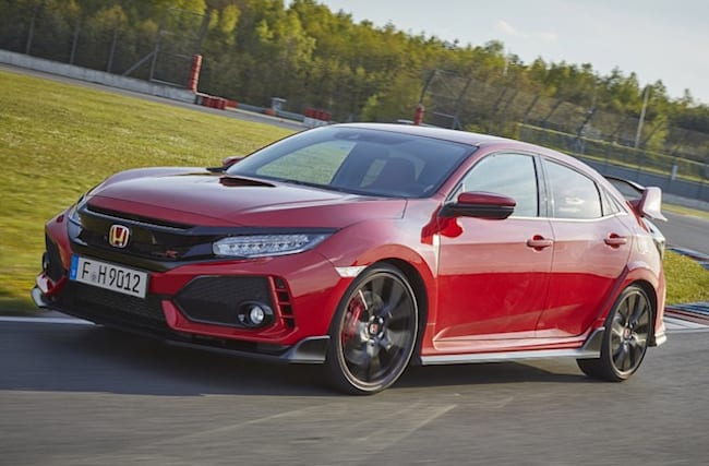 First Drive: Honda Civic Type R