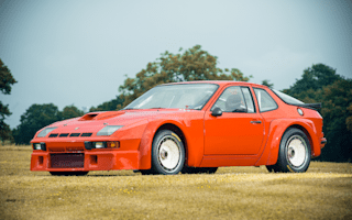 Ultra rare Porsche 924 Carrera GTR heading to auction
