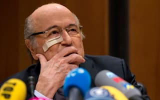 Blatter accuses Infantino of lack of respect