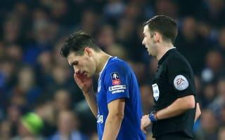 Martinez: Everton not fazed by Barry absence