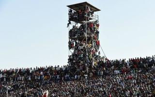 Nigeria fined over stadium over-crowding