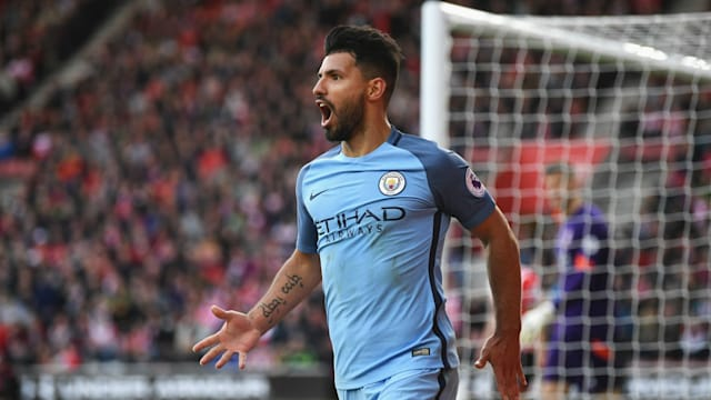 Paris Saint-Germain eyeing Sergio Aguero