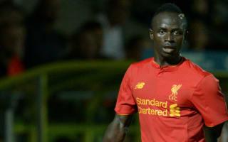 Henderson hails 'outstanding' Mane after Burton thrashing