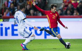 Spain 4 Israel 1: Silva, Vitolo, Costa and Isco secure straightforward win for Lopetegui