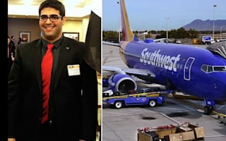 Student removed from plane for speaking Arabic