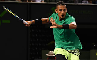 Kyrgios to meet Federer in semis after outlasting Zverev