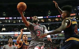 Cavs dealt third successive loss by Bulls, Spurs pip Wizards