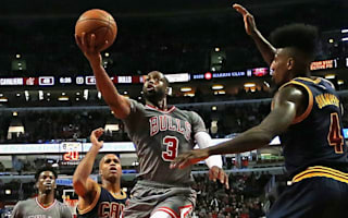 Cavs dealt third successive loss by Bulls, Spurs pip Wizards