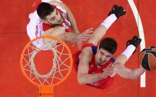 CSKA Moscow edge Olympiacos as Top 16 ends