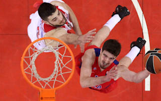 CSKA Moscow edge Olympiacos as Top 16 ends