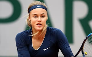 Schmiedlova hammers Celik to end drought