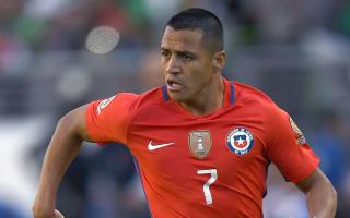 Sanchez reportedly fit to face Argentina