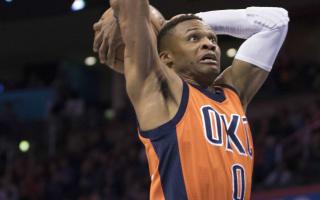 Westbrook and Durant inspire Thunder, Rockets soar above Raptors