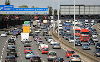 Bank Holiday August 2016 traffic: Millions take to the roads