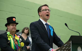 Conservatives cling on to David Cameron's old seat despite a strong challenge from the Liberal Democrats
