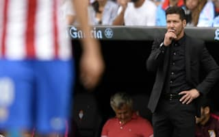 Simeone confirms Atletico contract reduction