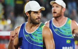Rio 2016: Brazil win beach volleyball gold