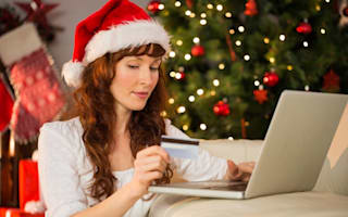 Where can you still buy Christmas presents?