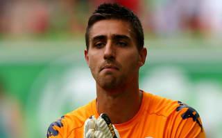 Wolfsburg v Gent: Casteels calls for attacking display