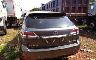 Detectives find 29 stolen British cars on Ugandan wasteland
