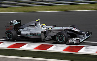 Mid-season review: Mercedes