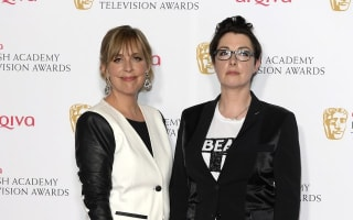 Mel and Sue back at the BBC for Let's Sing And Dance For Comic Relief