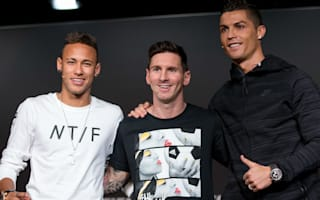 Neymar: There's only one Ballon d'Or winner and it's Messi, not Ronaldo