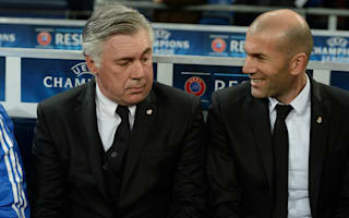 Zidane must be wary of Ancelotti's fate with Super Cup up for grabs