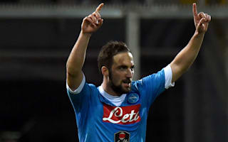 Serie A Review: Napoli keep pace with Juve, Milan held by Chievo