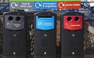 New EU rules could mean more recycling bins for UK homeowners