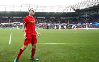 Milner credits Klopp team talk for comeback win