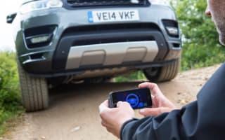 Jaguar Land Rover reveals new autonomous driving tech