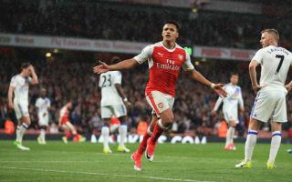 Sanchez like a devil on the pitch - Wenger