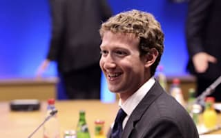 Zuckerberg salary crashes to $1 a year